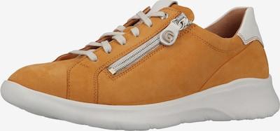 Ganter Sneaker in safran / weiß, Produktansicht
