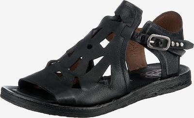 A.S.98 Sandale 'Ramos' in schwarz, Produktansicht