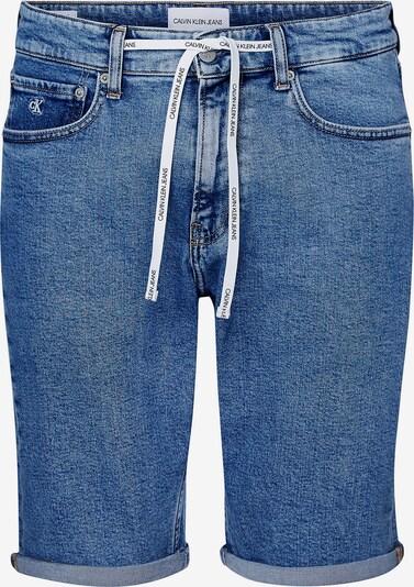 Calvin Klein Jeans Denim Shorts in blau, Produktansicht