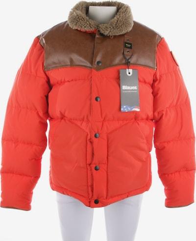 Blauer.USA Winterjacke in L in braun / orange, Produktansicht