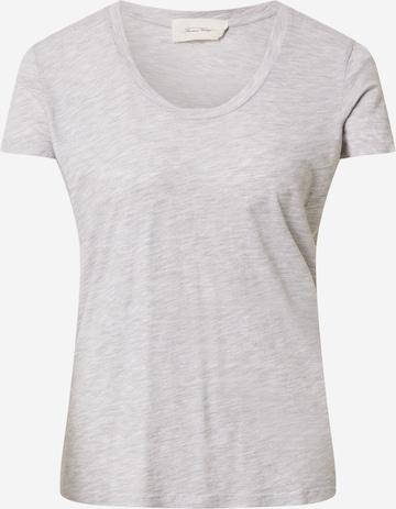 AMERICAN VINTAGE Shirt 'JACKSONVILLE' in Grey