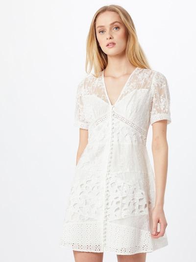The Kooples Kleid in creme, Modelansicht