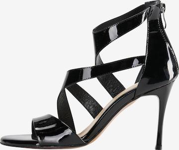 faina Sandale in Schwarz