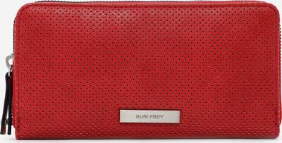 Suri Frey Porte-monnaies 'Franzy' en rouge, Vue avec produit
