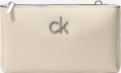 Calvin Klein Taška přes rameno - krémová, Produkt
