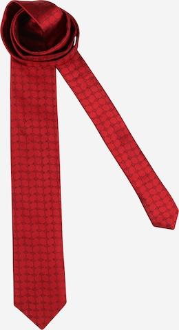 Cravată de la JOOP! pe roșu