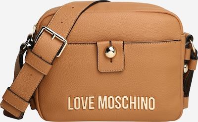 Love Moschino Skuldertaske i lysebrun, Produktvisning