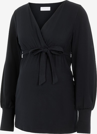 MAMALICIOUS Bluse 'Cala' in schwarz, Produktansicht
