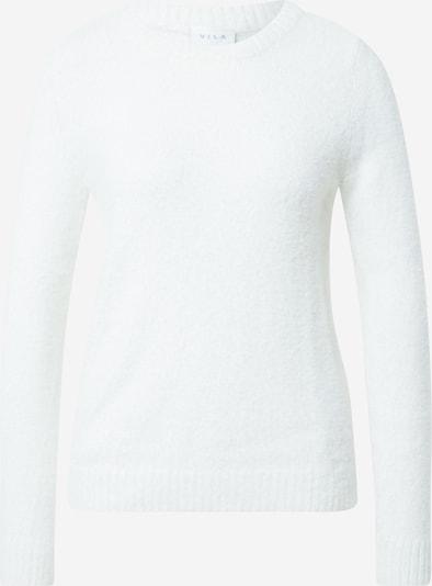 VILA Trui 'Feami' in de kleur Wit, Productweergave