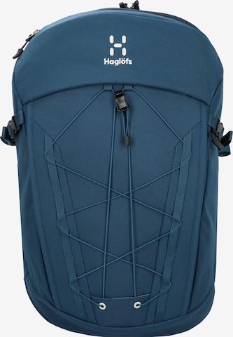 Haglöfs Vide Large Rucksack 47 cm Laptopfach in Blau