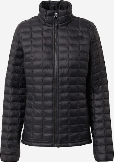 THE NORTH FACE Veste outdoor en noir, Vue avec produit