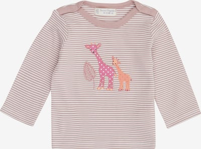 Sense Organics Camiseta 'LUNA' en lila pastel / naranja / rosa claro / negro / blanco, Vista del producto