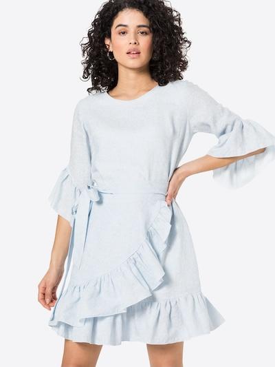KAN Kleid 'INFINITE' in azur / weiß, Modelansicht