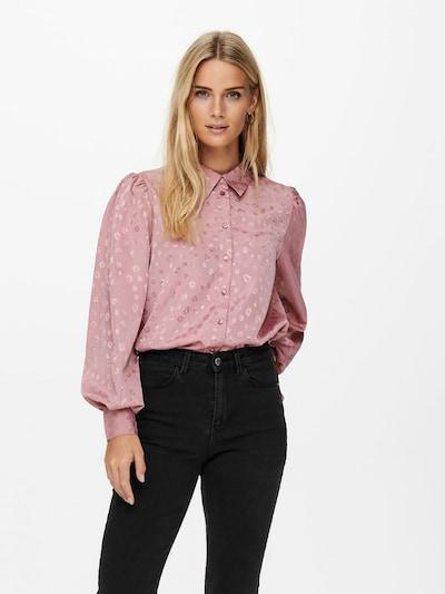 JDY Bluse in pink, Modelansicht