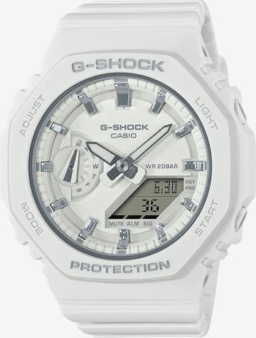 CASIO Uhr in Weiß