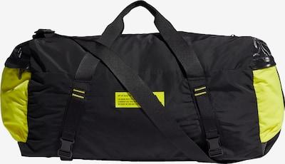 ADIDAS PERFORMANCE Спортна чанта в жълто / черно, Преглед на продукта
