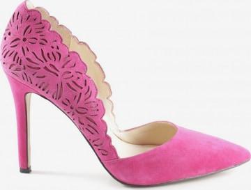 JESSICA SIMPSON High Heels & Pumps in 37,5 in Pink