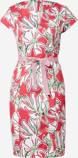 GERRY WEBER Kleid in grün / pink / weiß, Produktansicht