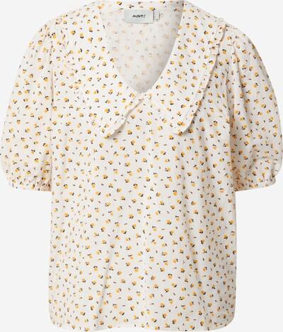 Bluză 'Lunia' Moves pe galben / portocaliu / negru / alb, Vizualizare produs