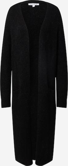 EDITED Gebreide mantel 'Caesar' in de kleur Zwart, Productweergave