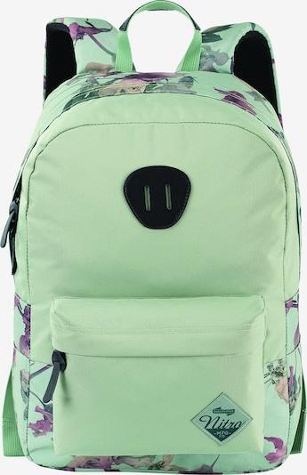 NitroBags Rucksack in grün, Produktansicht