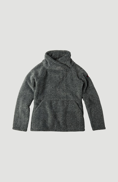 O'NEILL Functionele fleece jas 'Hazel' in de kleur Donkergrijs, Productweergave