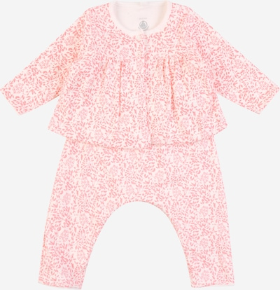 PETIT BATEAU Set in rosa / weiß, Produktansicht