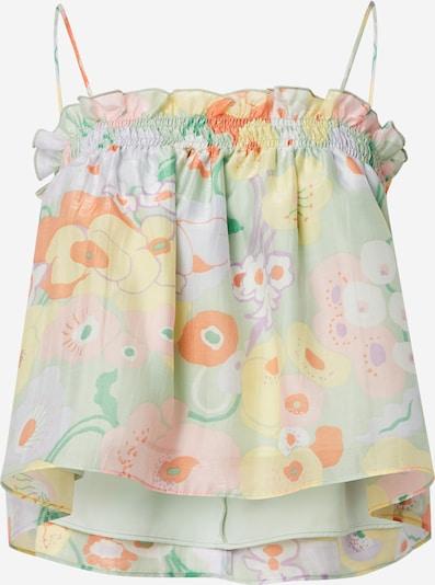 EDITED Bluza 'Emily' | mešane barve barva, Prikaz izdelka
