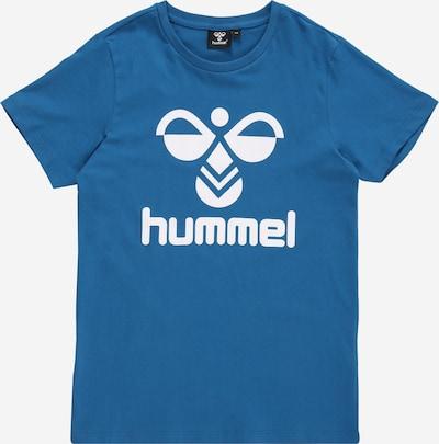 Hummel T-Shirt 'TRES' in blau / weiß, Produktansicht