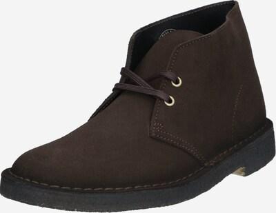 Clarks Originals Boots in dunkelbraun, Produktansicht