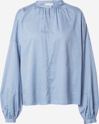 Marc O'Polo Chemisier en bleu fumé, Vue avec produit