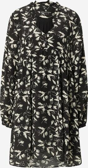 FREEMAN T. PORTER Kleid 'Rayane' in beige / schwarz, Produktansicht