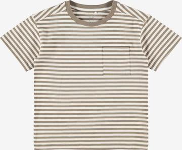 T-Shirt 'Louis' NAME IT en blanc