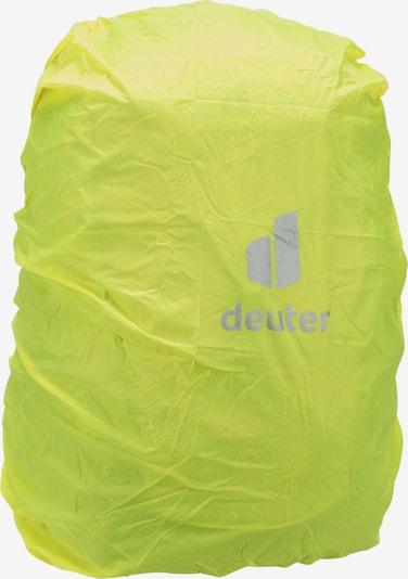 DEUTER Regenhülle in gelb, Produktansicht