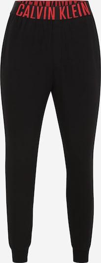 Calvin Klein Underwear Pyjamabroek in de kleur Rood / Zwart, Productweergave