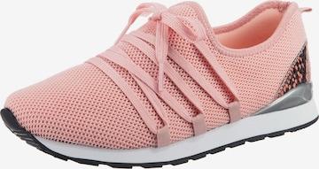 Lynfield Sneaker in Pink