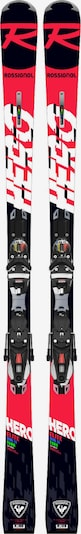 ROSSIGNOL Ski in rot / schwarz / weiß, Produktansicht