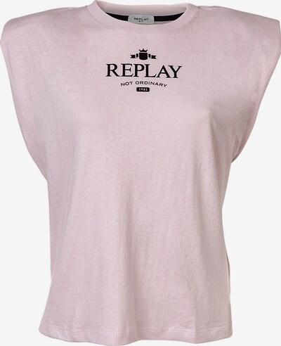 REPLAY Shirt in rosa, Produktansicht