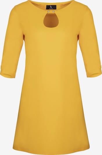 Lenitif Freizeitkleid in gelb, Produktansicht