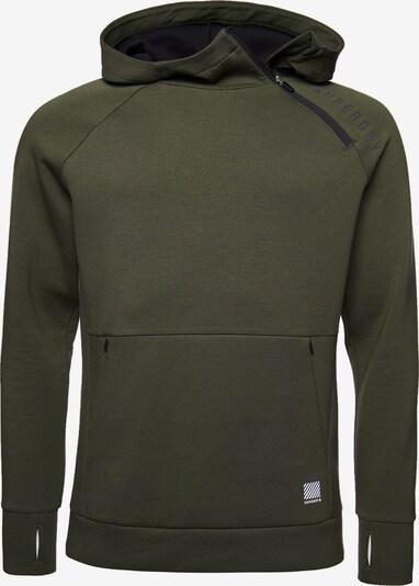 Superdry Sportsweatshirt in de kleur Kaki, Productweergave