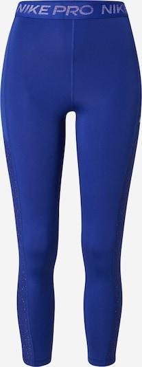 NIKE Workout Pants in Royal blue / White, Item view
