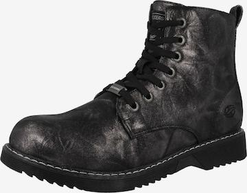 Chaussure basse Dockers by Gerli en noir