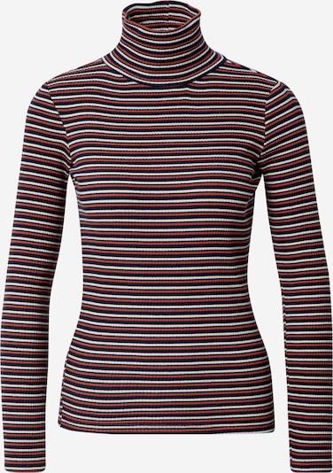 Lee Shirt in rostbraun / schwarz / weiß, Produktansicht