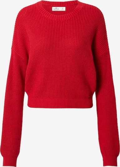 HOLLISTER Pullover in rot, Produktansicht