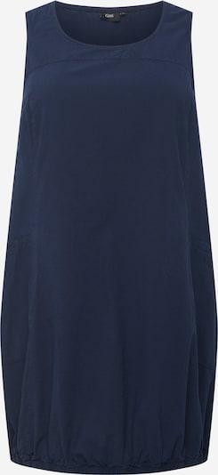 Zizzi Kleid 'JEASY' in marine, Produktansicht
