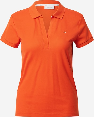 Calvin Klein Shirt in Orange red, Item view