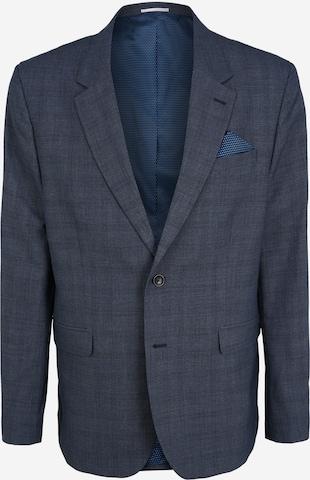 Veste de costume 'JASPE' BURTON MENSWEAR LONDON en bleu