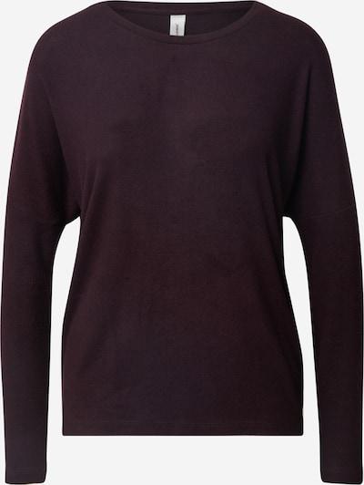 Soyaconcept Sweter 'Biara 1' w kolorze kasztanowym: Widok z przodu
