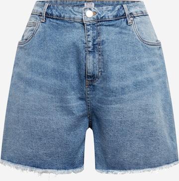 Cotton On Curve Τζιν σε μπλε