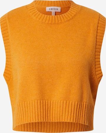 EDITED Kampsun 'Mailina', värv oranž